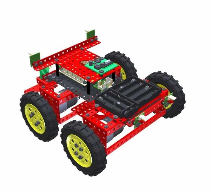 Stavebnice, učební pomůcky, robotika MERKUR TOYS s.r.o.