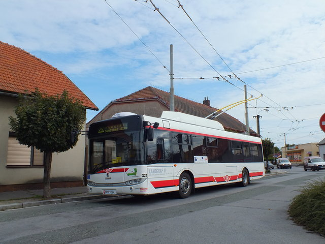 Dopravní podnik města Pardubic a.s., autobusová doprava