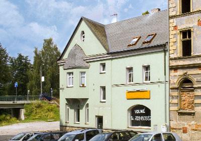 Pronájem bytových, nebytových i skladových prostor v Sokolově