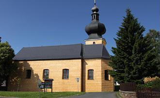 Obec Srní - horská obec v centru Národního parku Šumava