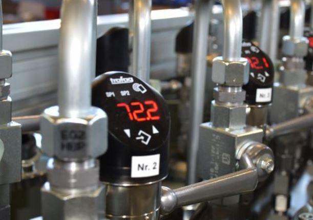 Výroba senzorů pro měření a kontrolu tlaku, teploty a hustoty plynů