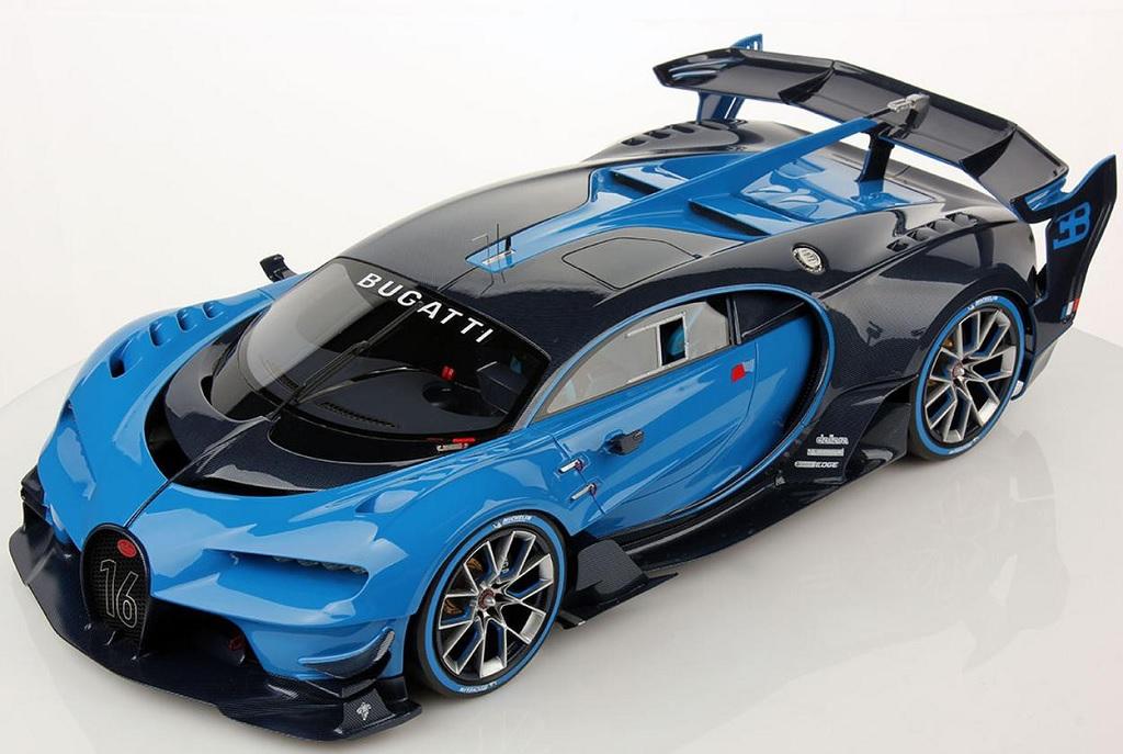 Modely světových značek automobilů v limitovaných edicích