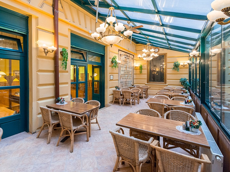 Restaurace Havelská Koruna, tradiční česká kuchyně v centru Prahy