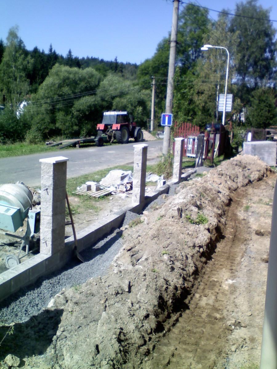 Alan Klempár – stavební a zemní práce, čištění kanalizací