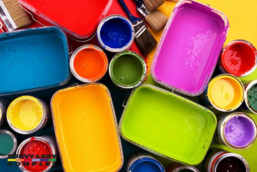 Interiérové, fasádní barvy, lazury - vše pod jednou střechou v Opavě