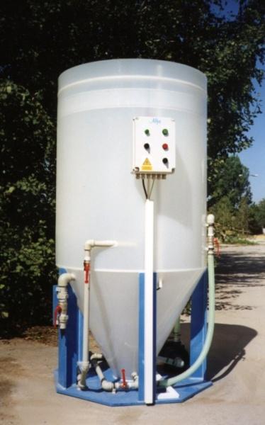 Čistírny odpadních vod, lapoly DELTA Technologie s.r.o.