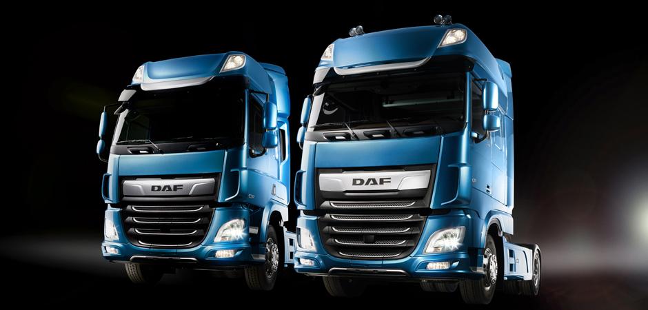 DAF Trucks Praha, s.r.o., prodej a servis nákladních vozů