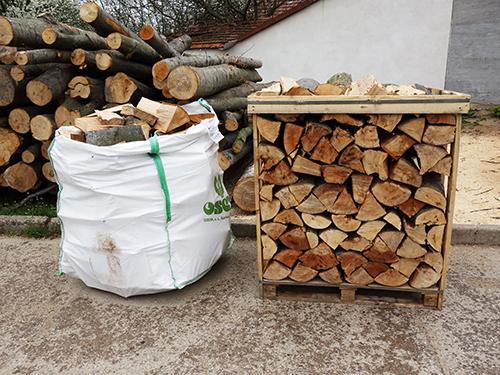 Kvalitní a levné palivové dřevo, Petr Koudelka
