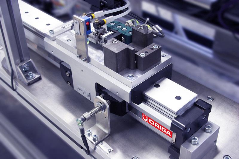Výroba, prodej, montáž i servis pneumatických prvků i průmyslových armatur