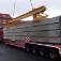 Kamionová přeprava nadměrného zboží