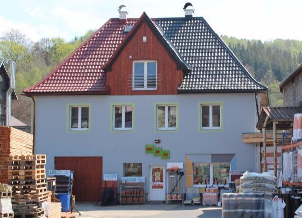 MAZEPA s.r.o., prodej stavebního materiálu