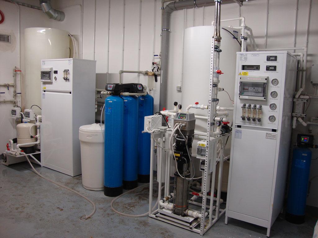 Snadná a účinná úprava vody reverzní osmózou se společností GORO
