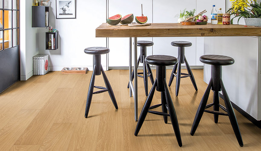 Vinylové podlahy nadchnou designem i funkčností
