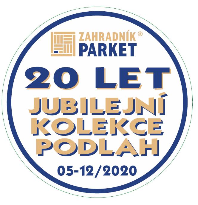 ZAHRADNÍK PARKET, spol. s r.o. Jubilejní kolekce podlah k 20-letému výročí