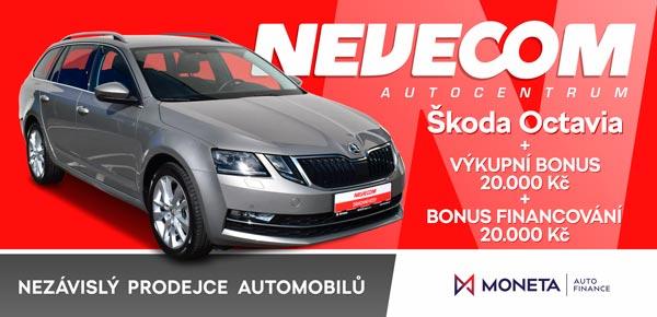 Autorizovaný prodejce motorových osobních vozidel - Nevecom spol. s r.o.