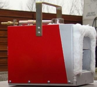 Kovářské výhně, s.r.o., výroba plynových kovářských výhní