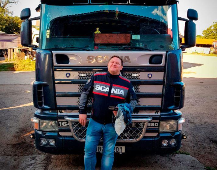 Nákladní kamionová doprava JK speed kipper s.r.o.