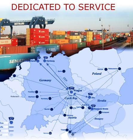 Prodej kontejnerů se širokým uplatněním