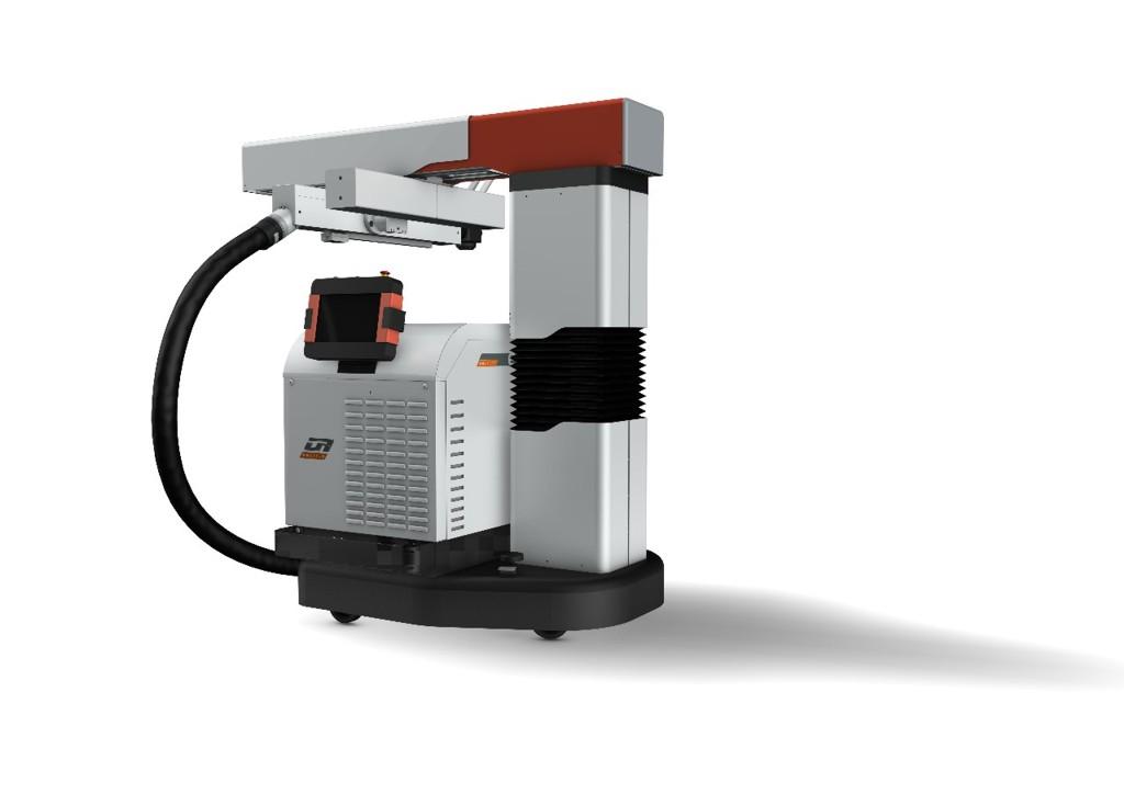 Popisování výrobků gravírovacím laserem