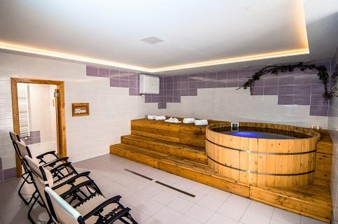 Relaxace a ubytování ve Wellness rodinném hotelu u Langů