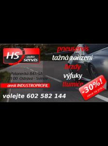 pneuservis - sleva 30%