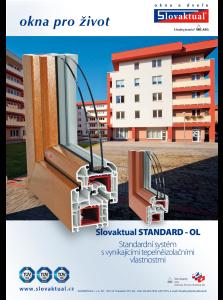 Okna Slovaktual STANDARD - OL