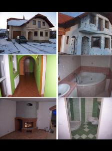 Výstavba domů, rekonstrukce bytů, koupelen