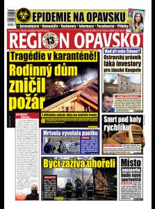 Region Opavsko 31.3.2020