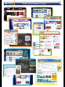 Ukázky reklamních kampaní