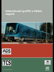 Odstraňování graffiti a čištění vagonů