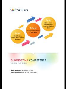 Softskillers - ukázka diagnostiky skupiny