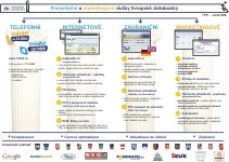 Prezentační a marketingové služby, Evropská databanka a.s.