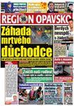 Region 4.12.2017, Vydavatelství STISK spol. s r.o. REGION OPAVSKO
