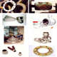 Příruby, přivařovací hrdla, indukční průtokoměr, Karusel SK25