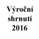 Výroční shrnutí 2016, EKO-KOM, a.s. Třídění a recyklace odpadu Praha