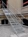 Mobilní schodiště SafeStep, SCASERV a.s.