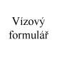 Vízový formulář, Agnesa Bohemia s.r.o.