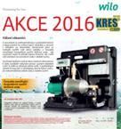 Akce 2016, KRES spol. s r.o. opravy elektromotor� a �erpadel