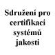 CQS z.s. Certifikace ISO 9001, 14001, 27001