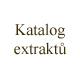 Katalog extraktů, První jílovská a.s., divize EXAR