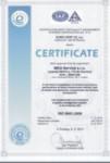Jsme dr�itelem certifikace ISO 9001:2008, MKA Service s.r.o. Vzorkov� prodejna