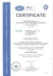 Certifik�ty, ProMedica spol. s r.o.