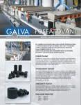 Fosfátování, GALVA s.r.o.