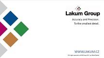 Prezentace LAKUM KTL, a.s.