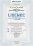 Licence a osvědčení
