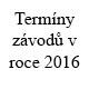 Term�ny z�vod� v roce 2016, �im��kov� Eva - Nebanice Jezdeck� are�l