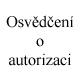 Osvědčení o autorizaci, NV Engineering s.r.o. Stavebně technický průzkum Praha