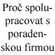 14 důvodu, proč spolupracovat s poradenskou firmou, Váš poradce - Arnošt Čáp Revitalizace firem Praha