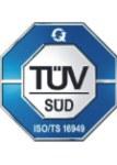 TÜV SÜD, HAJDIK a.s. Mokré lakování automotive
