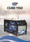 Vysokotlaký čistící stroj CUBE 1150